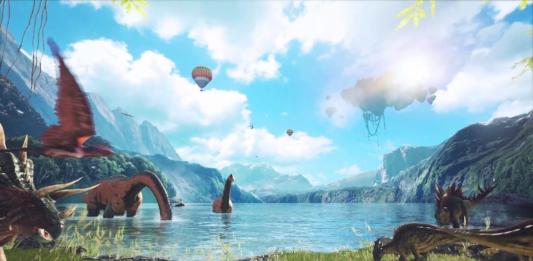 Ark Park, Jurassic Park en réalité virtuelle