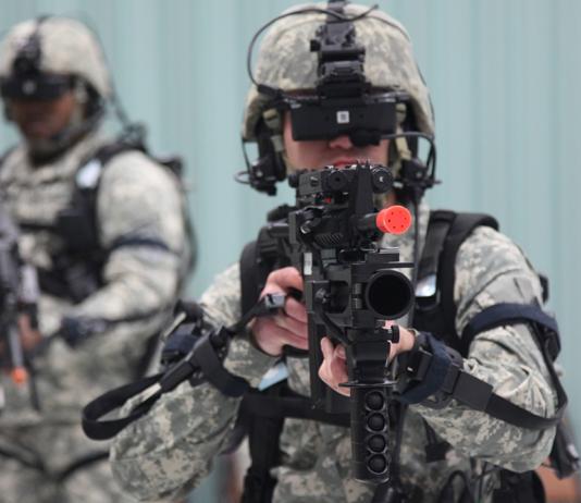 L'entrainement de soldats se fait désormais en réalité virtuelle !