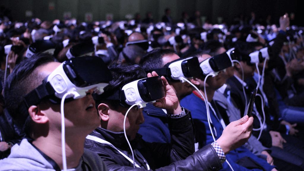 Dans le marché du contenu en VR, la pub et le marketing arrivent en force