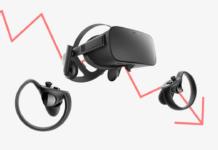 Baisse de prix sur l'Oculus Rift