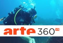 Plongez dans la VR sur smartphone grâce à ARTE 360