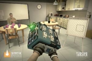 Le jeu Statik sur PSVR, un vrai casse-tête