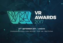 Les VR Awards 2017 de Londres récompenseront les performances du secteur de la réalité virtuelle