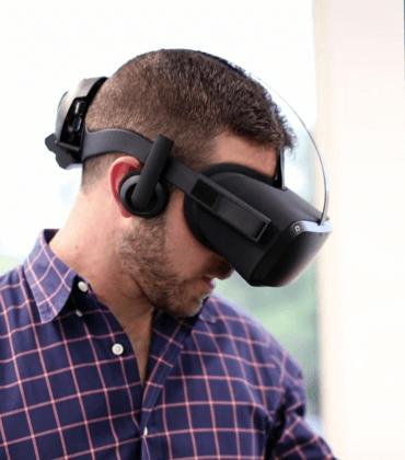 Le casque réalité virtuelle autonome d'Oculus : Monterey