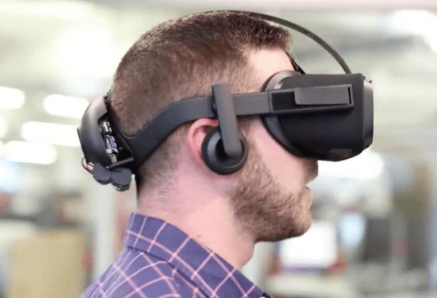 Le casque VR autonome Monterey Oculus