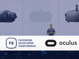 F8 conférence Facebook annonce Monterey casque Oculus VR autonome