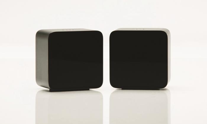 Le capteurs laser de détection de mouvements qui accompagnent le HTC Vive