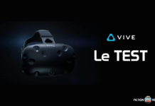 Le test du casque VR HTC Vive par Fiction Réelle