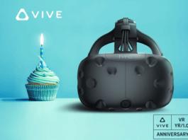 Le Vive Day, le HTC Vive a un an ! Joyeux anniversaire !