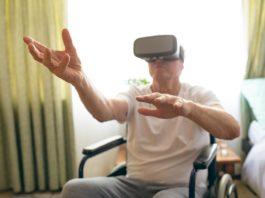 Plusieurs projets et startup ont décidé d'utiliser le support de la réalité virtuelle pour servir la reconstruction et l'épanouissement des personnes handicapées